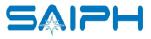 Logo saiph or